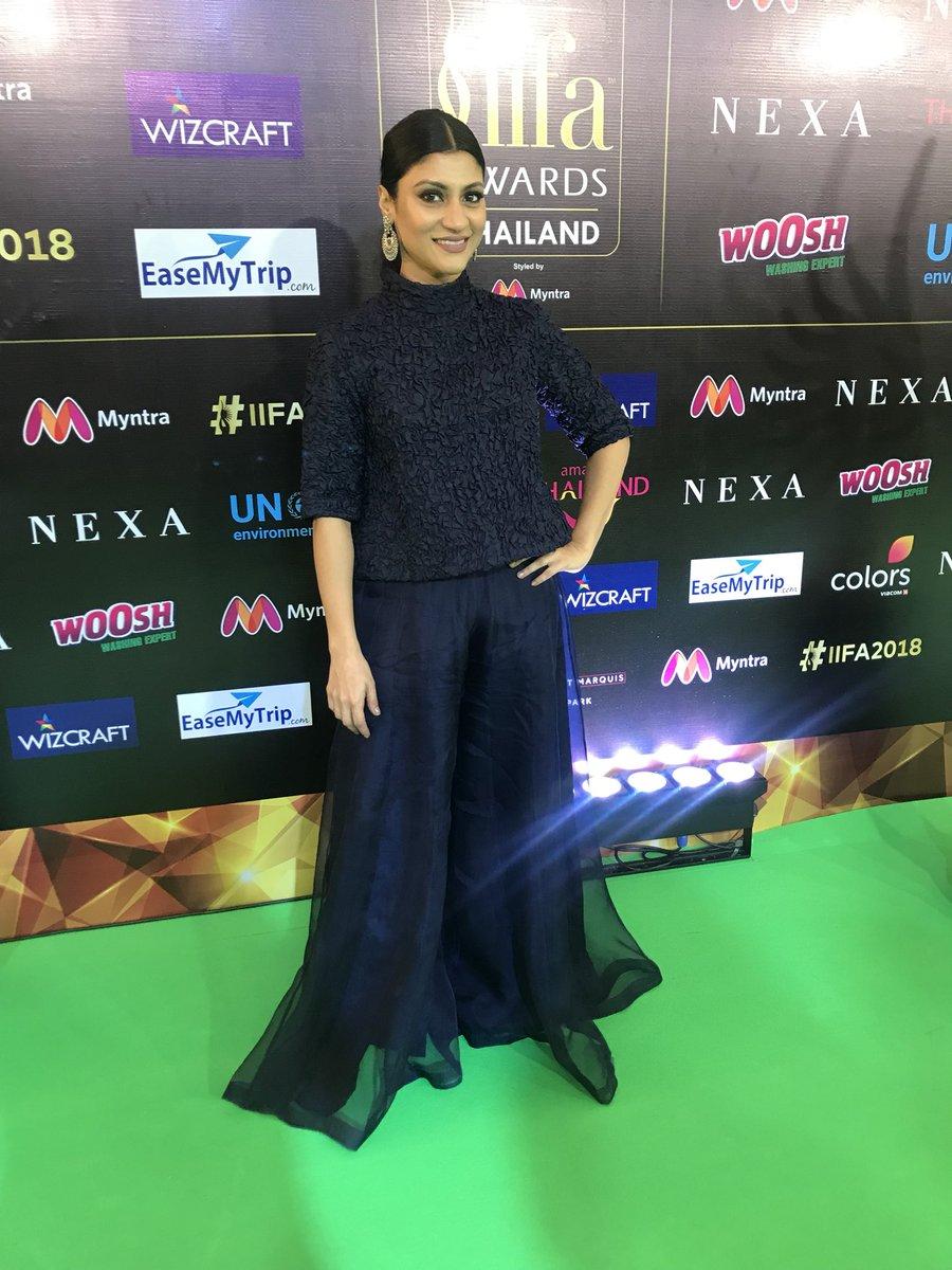 konkona sensharma at iifa award 2018 photos 4