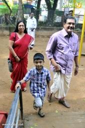 celebrities at kerala election 2016 photos 098 051