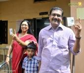celebrities at kerala election 2016 photos 098 05
