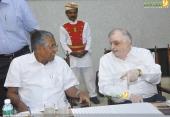 p sathasivam at chief minister pinarayi vijayan iftar party photos 180 003