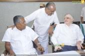 p sathasivam at chief minister pinarayi vijayan iftar party photos 180