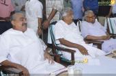 k m mani at chief minister pinarayi vijayan iftar party photos 120