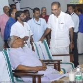 v s achuthanandan at chief minister pinarayi vijayan iftar party photos 110 00