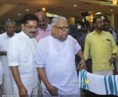 v s achuthanandan at chief minister pinarayi vijayan iftar party photos 110