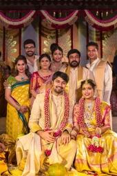 chiranjeevi daughter srija second marriage photos 092 001