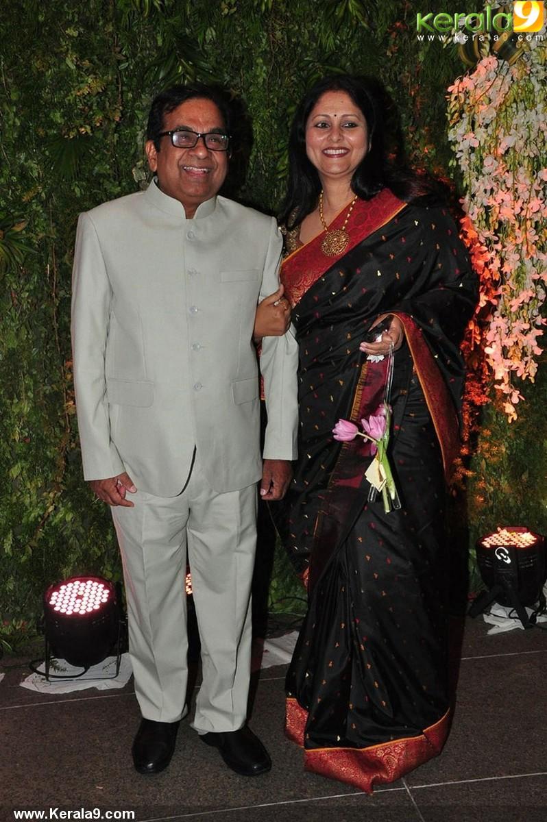 chiranjeevi daughter sreeja wedding reception stills 004 003