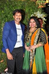 chiranjeevi daughter sreeja wedding reception photos 001