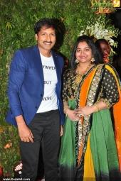 chiranjeevi daughter sreeja wedding reception pics 002 003