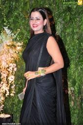 chiranjeevi daughter sreeja wedding reception stills 004 002
