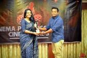 rajeesha at cinema paradiso club cine awards 2017 photos 106 005