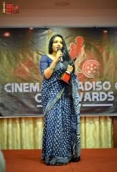 rajeesha at cinema paradiso club cine awards 2017 photos 106