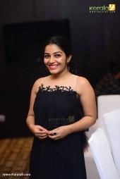 rajisha vijayan at cinematographer anend wedding reception photos 008