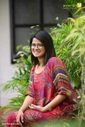 amrutha suresh at crossroad malayalam movie launch photos 009 006