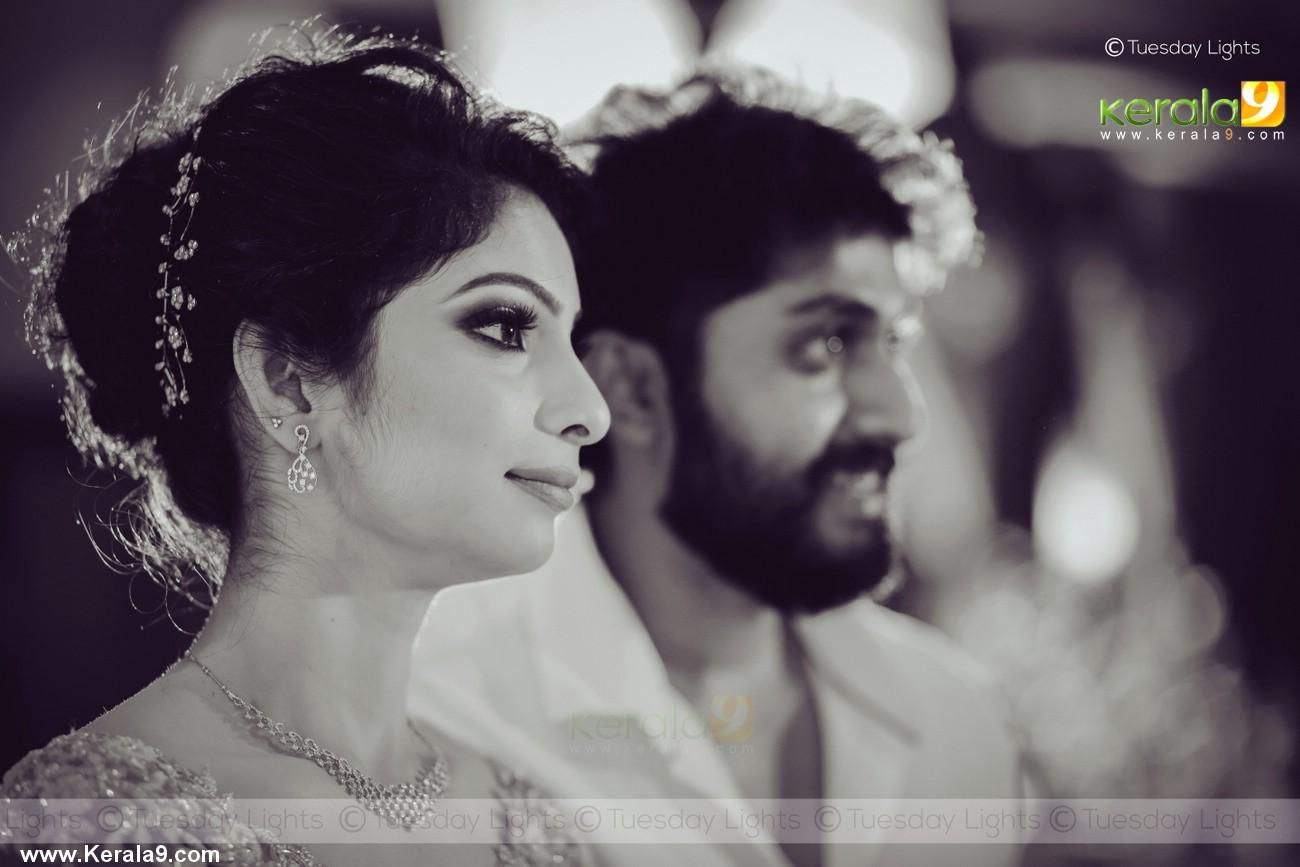 dhyan sreenivasan arpitha engagement photos  012