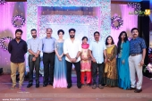 actor dhyan sreenivasan engagement photos  00