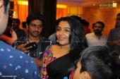 rajisha vijayan at  dhyan sreenivasan reception in photos 227