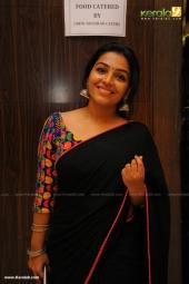 rajisha vijayan at  dhyan sreenivasan reception in photos 230