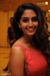 reba monica john at  dhyan sreenivasan reception in photos 358