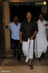celebrities at  dhyan sreenivasan reception in photos 106
