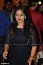 celebrities at  dhyan sreenivasan reception in photos 17
