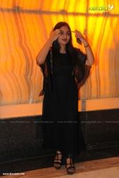celebrities at  dhyan sreenivasan reception in photos 173