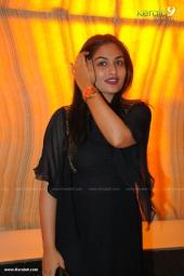 celebrities at  dhyan sreenivasan reception in photos 179
