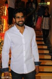celebrities at  dhyan sreenivasan reception in photos 249