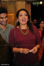 celebrities at  dhyan sreenivasan reception in photos 309