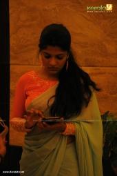 celebrities at  dhyan sreenivasan reception in photos 352