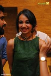 celebrities at  dhyan sreenivasan reception in photos 364