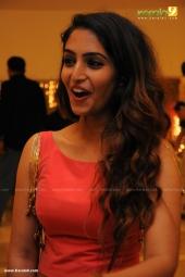 celebrities at  dhyan sreenivasan reception in photos 373
