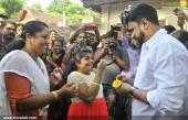 dileep at poojappura ayurveda hospital pics 147 00