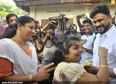 dileep at poojappura ayurveda hospital pics 147 013