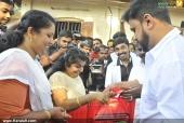dileep at poojappura ayurveda hospital pics 147 016