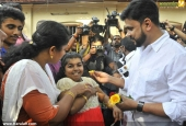 dileep at poojappura ayurveda hospital pictures 258 011
