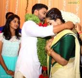 dileep kavya madhavan marriage photos 014