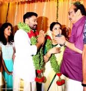dileep kavya madhavan marriage photos 040