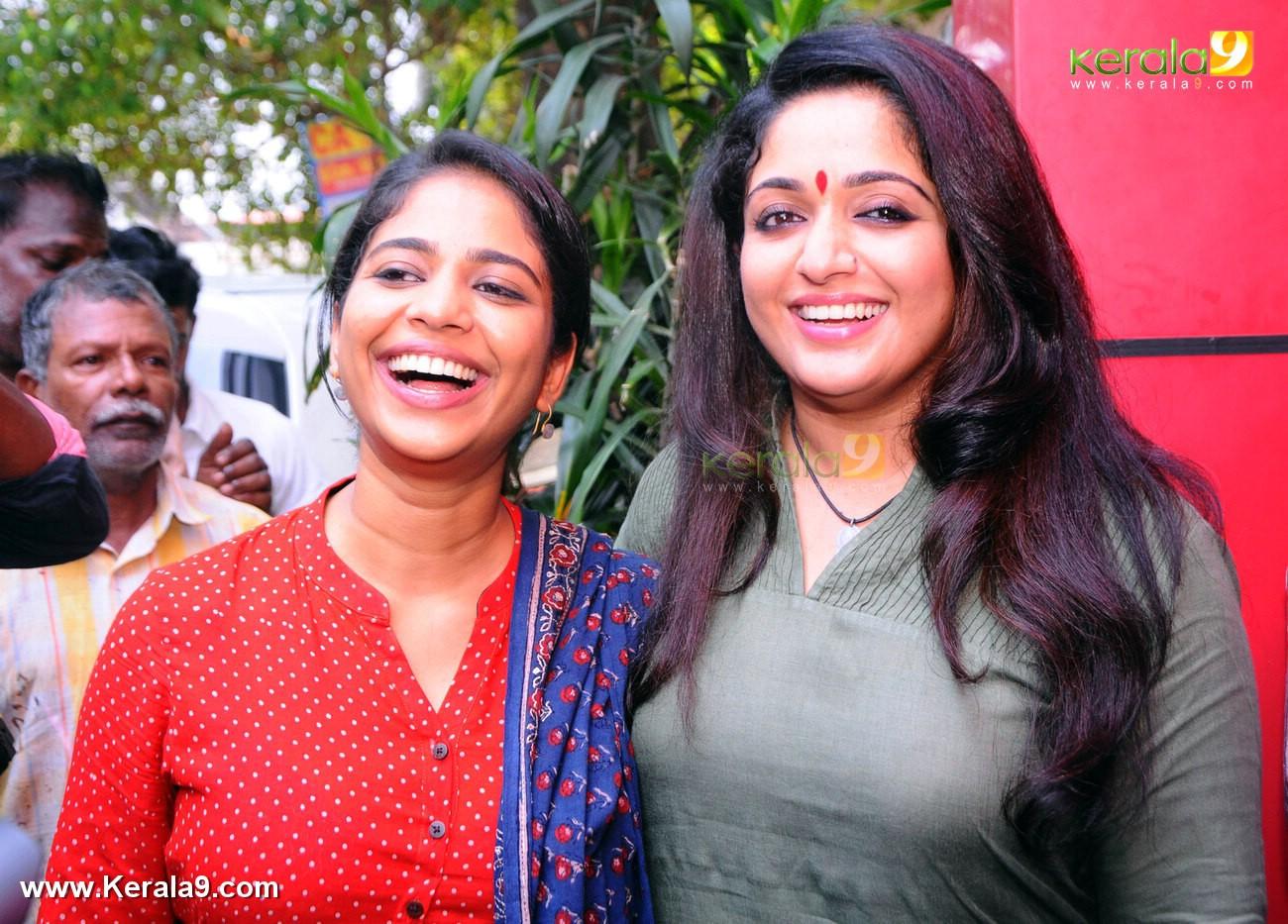 dileep kavya madhavan movie pinneyum announcement photos 029 015
