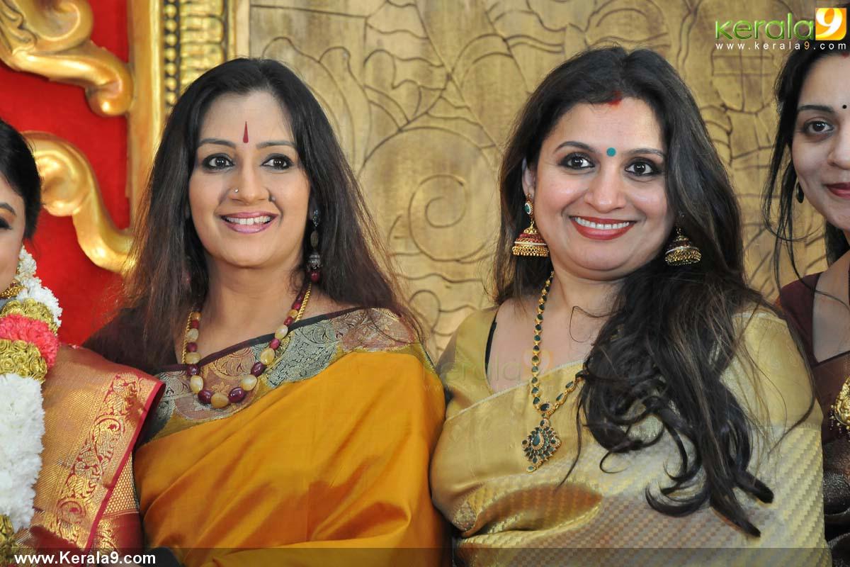 Suchitra Murali: Director Deepu Karunakaran Marriage Photos 0557