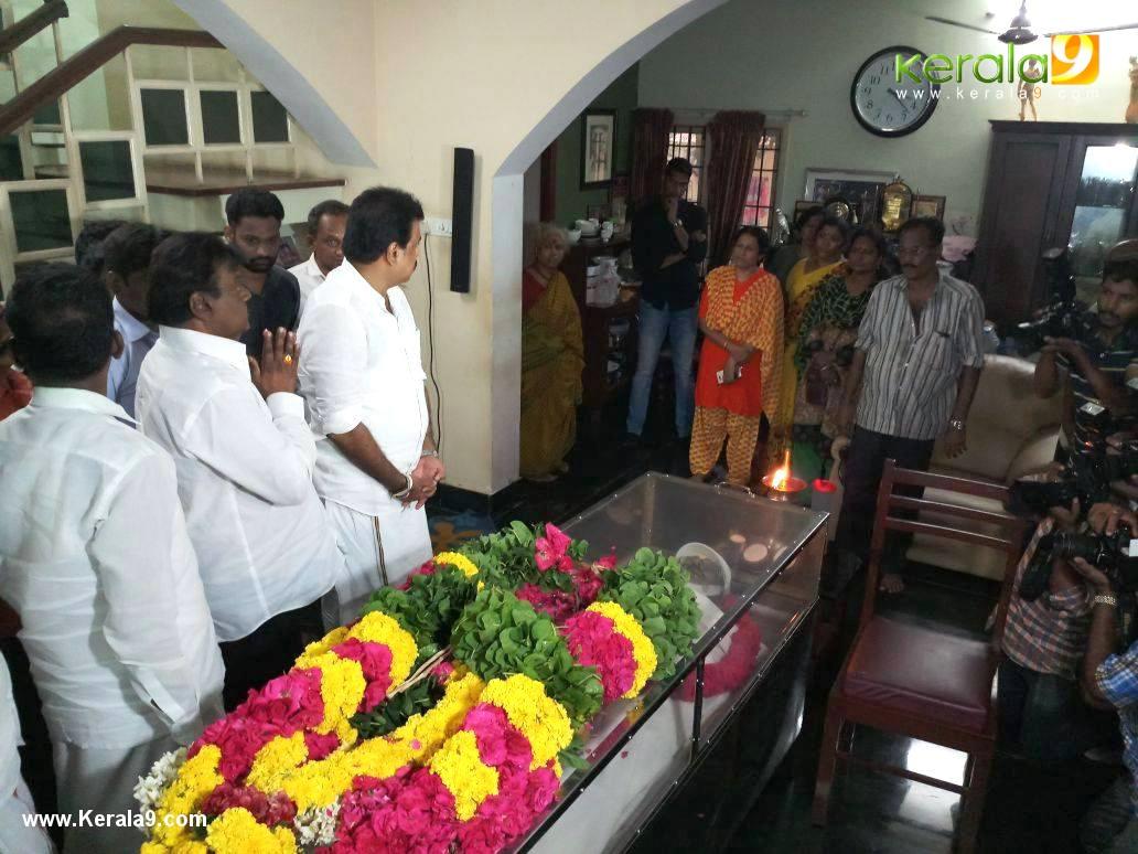 director i v sasi funeral photos