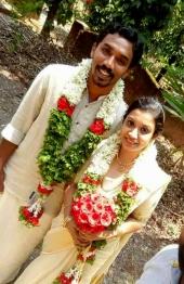 director midhun manuel thomas marriage photos 002