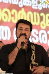 mohanlal at drishyam movie success party photos 005