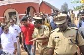 dulquar salman at poojappura central jail photos 100 010