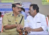 dulquar salman at poojappura central jail photos 100 024