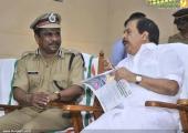 dulquar salman at poojappura central jail photos 100 028