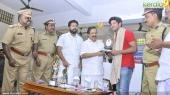 dulquar salman at poojappura central jail photos 100 06
