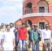 dulquar salman at poojappura central jail pics 200 002