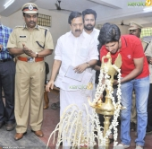 dulquar salman at poojappura central prison pictures 400 002