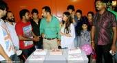 nazriya at fahad fazil birthday photos