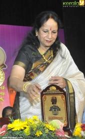 vani jayaram at g devarajan sakthigadha award 2016 pics 370 008